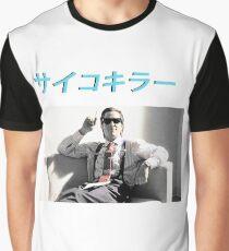 American Psycho aesthetic (Psycho Killer) Graphic T-Shirt