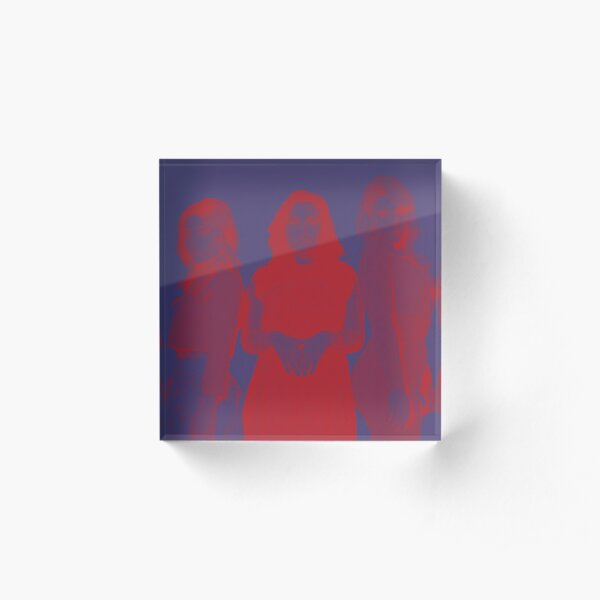 O'G3NE - Netherlands - Eurovision 2017 Acrylic Block