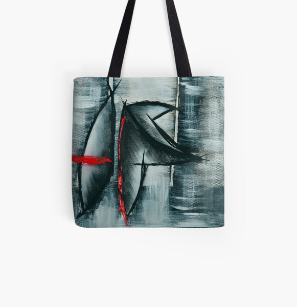 """ Reconstruire "" by Gilles Cueille Tote bag doublé"