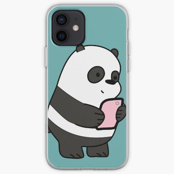 Panda Baby iPhone Soft Case