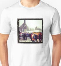 Nuremberg Christmas Market Unisex T-Shirt