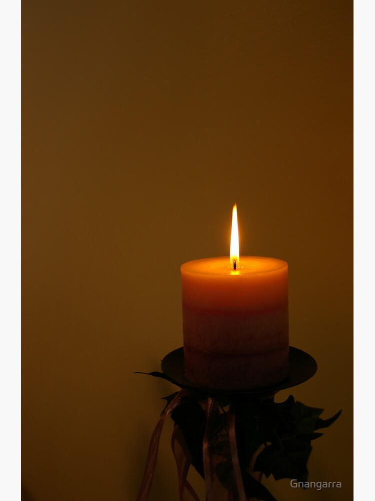 The corner candle  by Gnangarra
