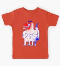 Badass Dinosaur Kids Tee