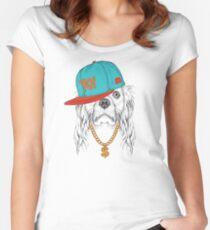 Cocker Spaniel Women's Fitted Scoop T-Shirt