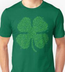 Shamrock Lucky St. Patrick's Day Unisex T-Shirt