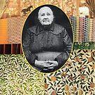 « mamie » par Olga Lupi
