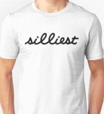 silliest (black) Unisex T-Shirt