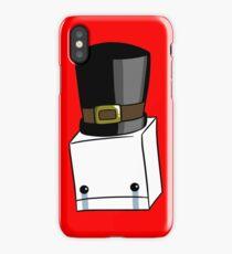 Hatty Head iPhone Case