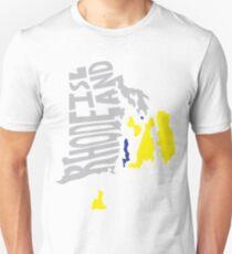 Rhode Island Typography T-Shirt