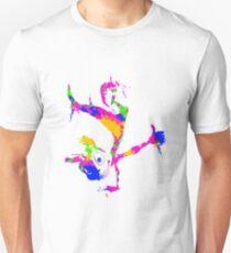 Dax splatter paint Unisex T-Shirt