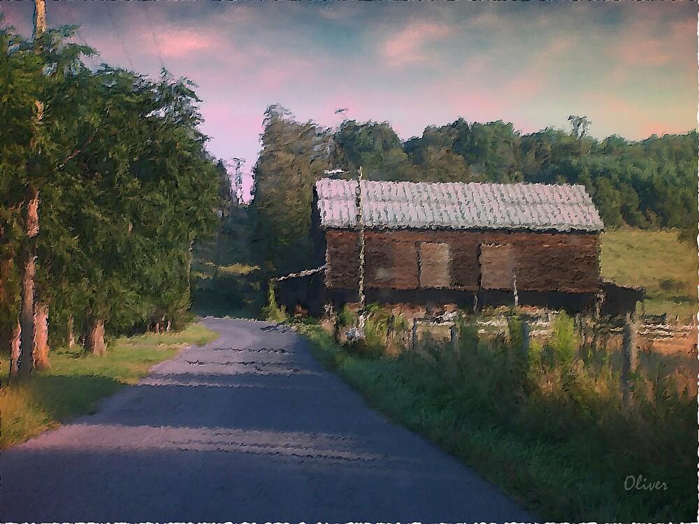 September Twilight by Charles Oliver