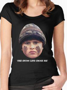 ricky baker Women's Fitted Scoop T-Shirt