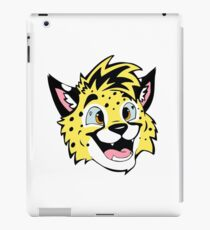 Spotty Smile iPad Case/Skin