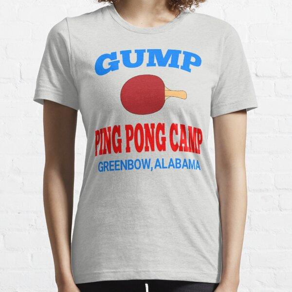 Gump Ping Pong Camp Essential T-Shirt