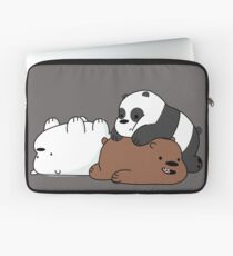 We Bare Bears Babys Laptop Sleeve