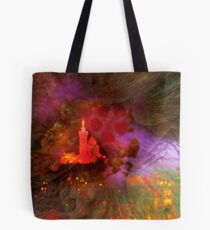 """"""" Variation sur Marseille #1 """" by Gilles Cueille Tote bag"""