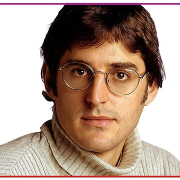 90s Louis Theroux by dreamtofly
