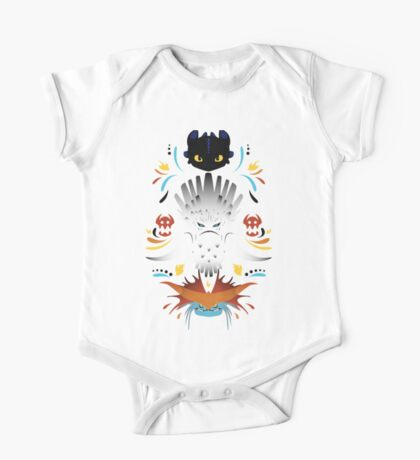 Trained Dragons Kids Clothes