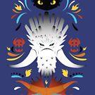 Trained Dragons by Kannaya