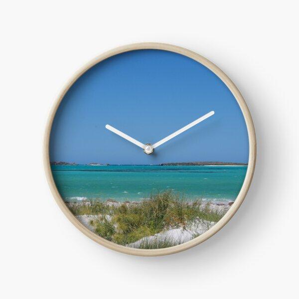 Playa de Cervantes Reloj