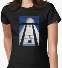 Behind Bars Women's Fitted T-Shirt
