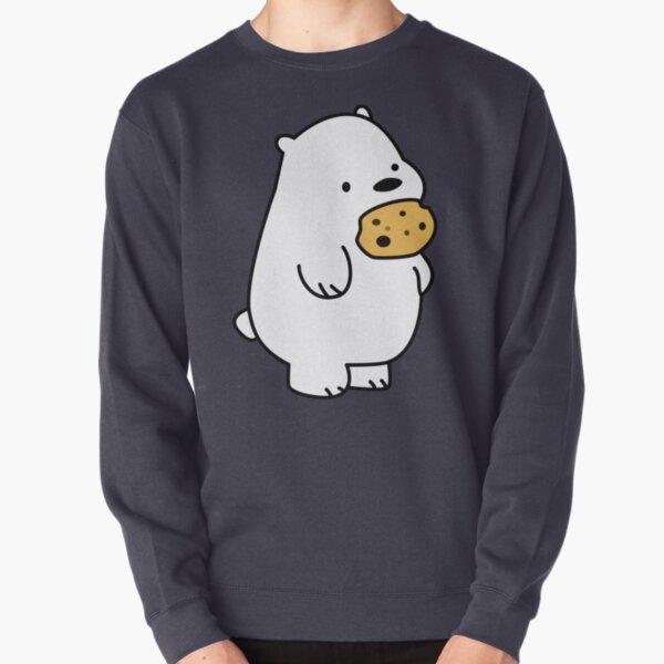 Ice Bear Cookies Pullover Sweatshirt