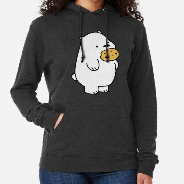 Ice Bear Cookies Lightweight Hoodie