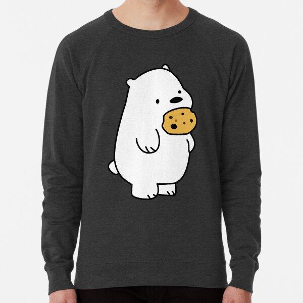 Ice Bear Cookies Lightweight Sweatshirt