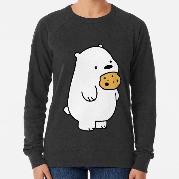 Ice Bear-Plätzchen Leichter Pullover
