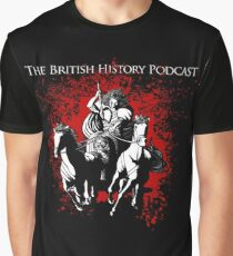 The British History Podcast ft. Boudicca Graphic T-Shirt