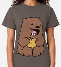 Grizzly Bears Cookies Classic T-Shirt