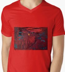 Red Canyon Abstract T-Shirt
