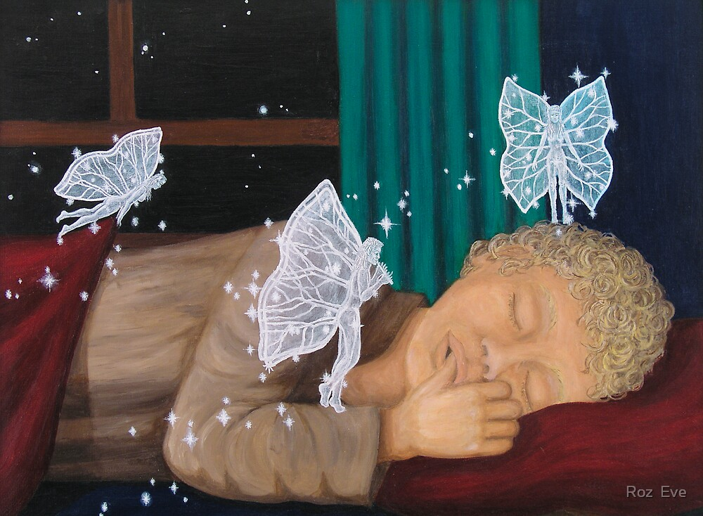 Fairy Dreams by Roz  Eve