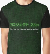 Ghost in the shell - Project 2501 Graphic T-Shirt
