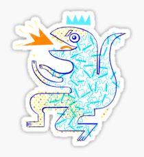 Dinosaur Arrrrr! Sticker