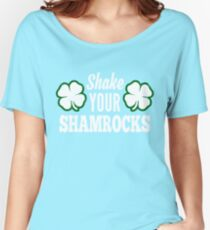 Shake Your Shamrocks Women's Relaxed Fit T-Shirt