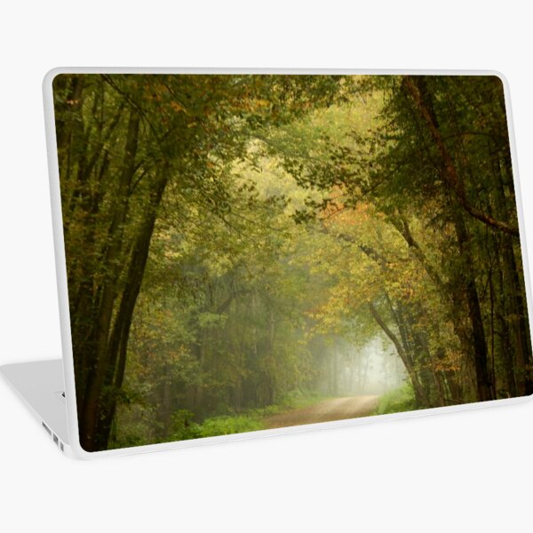 Here I Will Be Laptop Skin