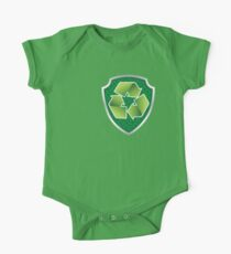 Rocky - Recycle Pup-tag One Piece - Short Sleeve