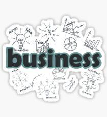 Business Sticker