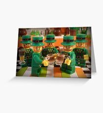 Happy Saint Patrick's Day 2 Greeting Card