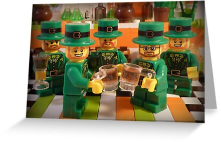 Happy Saint Patrick's Day 2 by minifignick