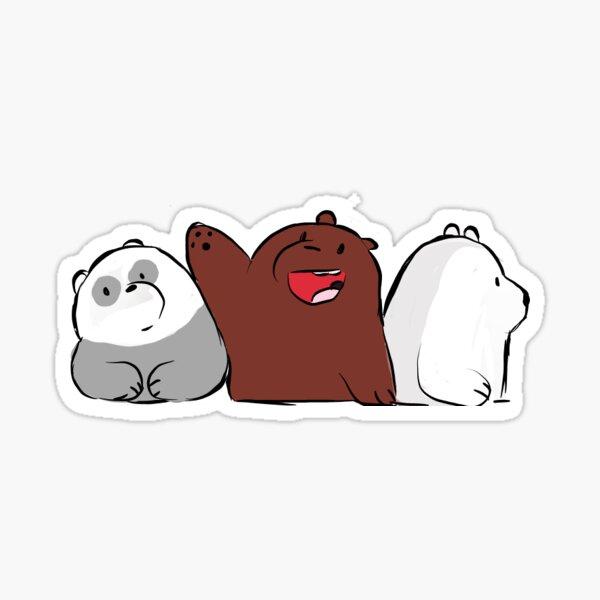 we bear bears Pegatina