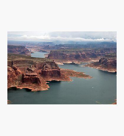 Gorges Scenary Photographic Print