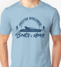 Prestige Worldwide Boote und Hacken Slim Fit T-Shirt