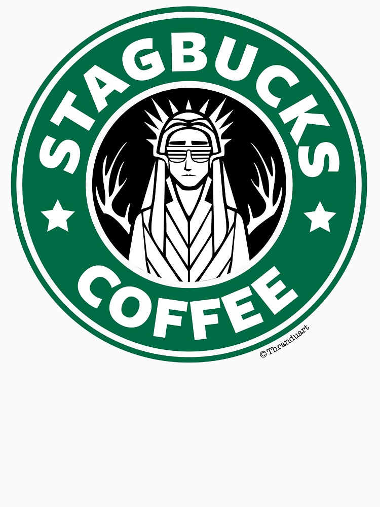 Elves at Stagbucks | Unisex T-Shirt