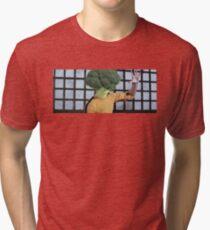 Broccolee Tri-blend T-Shirt