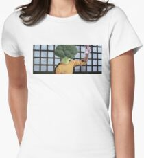 Broccolee Women's Fitted T-Shirt