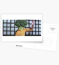 Broccolee Postcards