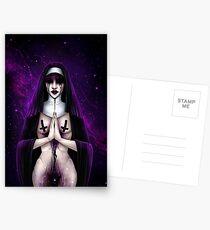 Sister Nightfall Postcards