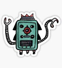 LokBox Robot Sticker